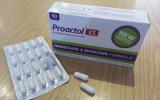 scatola di proactol xs